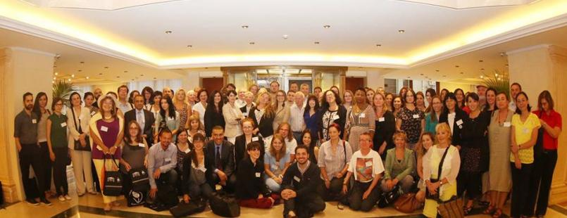 2nd IAPTI International Conference, Athens - Group Photo