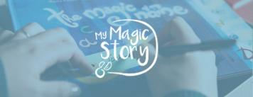 My Magic Story - Transcreation English to Greek Anastasia Giagopoulou